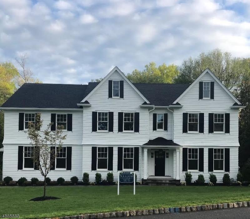 Maison unifamiliale pour l Vente à Chatham, New Jersey 07928 États-Unis