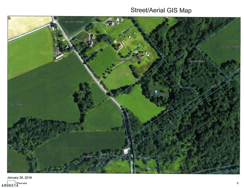 Land / Lots for Sale at 38 LONG BRIDGE RD Allamuchy, New Jersey 07838 United States