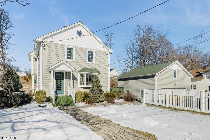 Single Family Homes для того Продажа на Newton, Нью-Джерси 07860 Соединенные Штаты