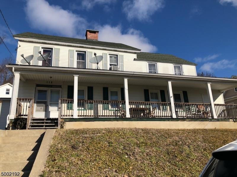 Multi-Family Homes pour l Vente à Newton, New Jersey 07860 États-Unis
