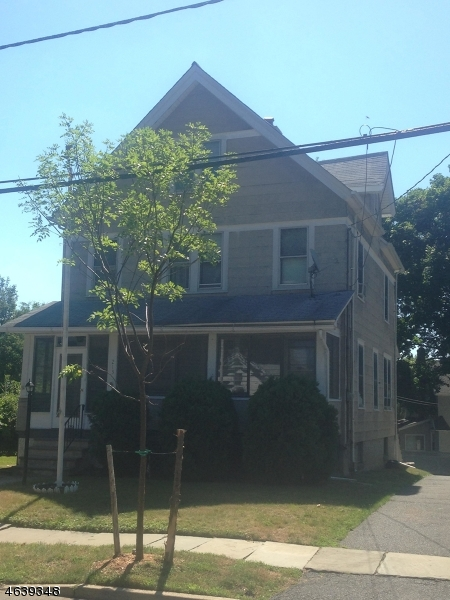 Single Family Home for Sale at 213 Ashland Avenue Bloomfield, New Jersey 07003 United States