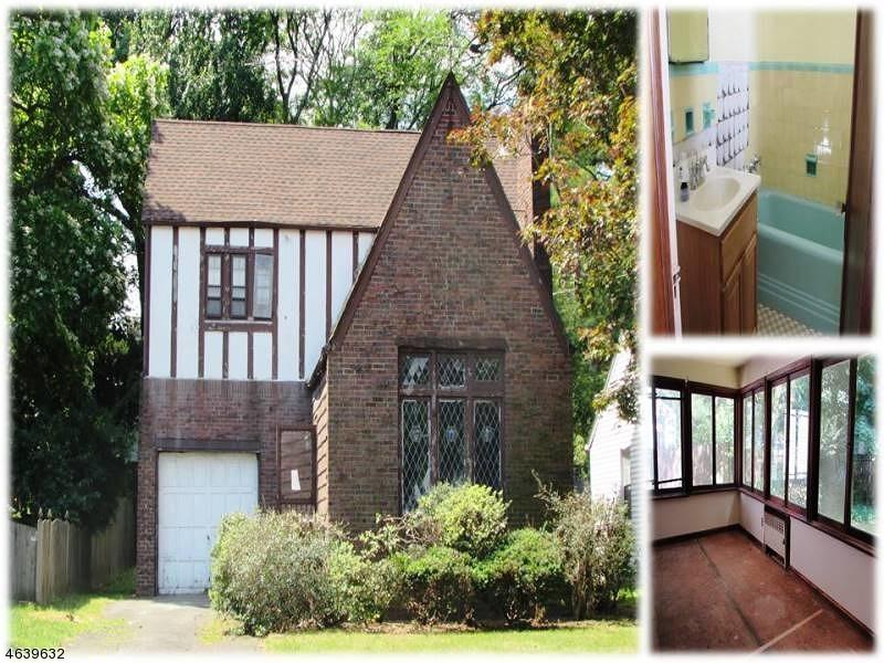 Частный односемейный дом для того Продажа на 12 Claremont Place Bloomfield, Нью-Джерси 07003 Соединенные Штаты