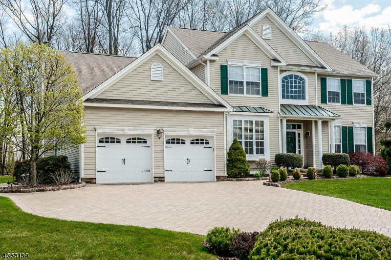 Частный односемейный дом для того Продажа на 15 Saunders Lane Hackettstown, Нью-Джерси 07840 Соединенные Штаты