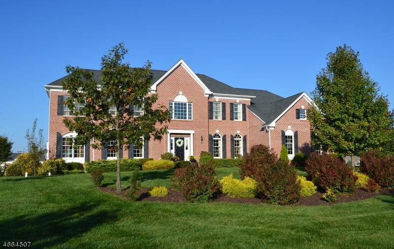 独户住宅 为 销售 在 48 Balmoral Drive Pittstown, 新泽西州 08867 美国