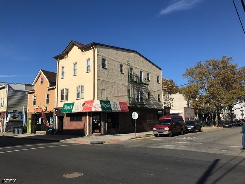 Commercial for Sale at 142 Passaic Street Passaic, 07055 United States