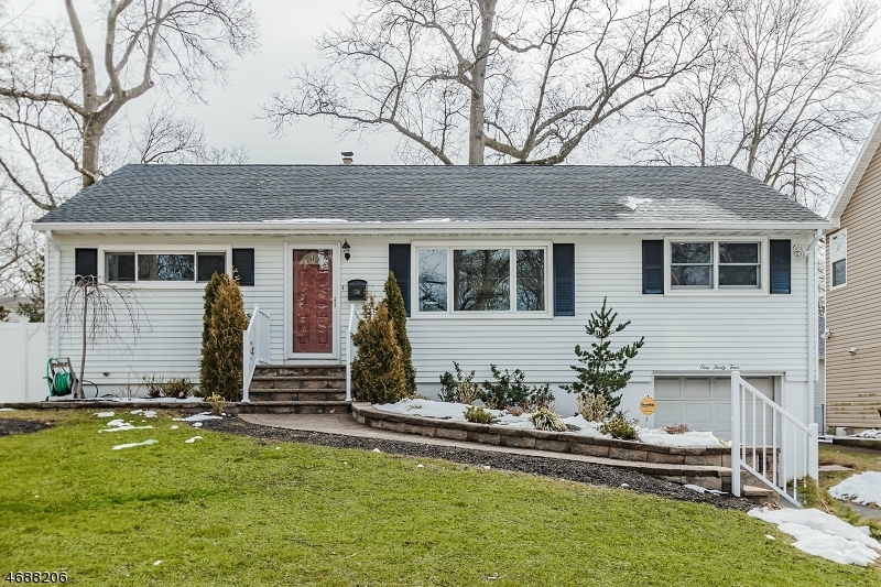Single Family Home for Sale at 134 BELVIDERE AVENUE Fanwood, New Jersey 07023 United States