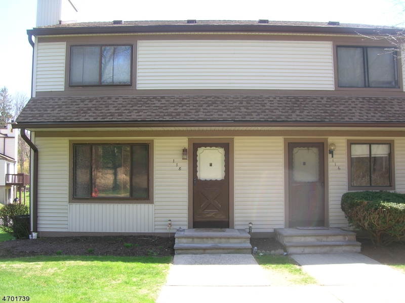 Single Family Home for Rent at 118 Stonegate Lane Stanhope, New Jersey 07874 United States