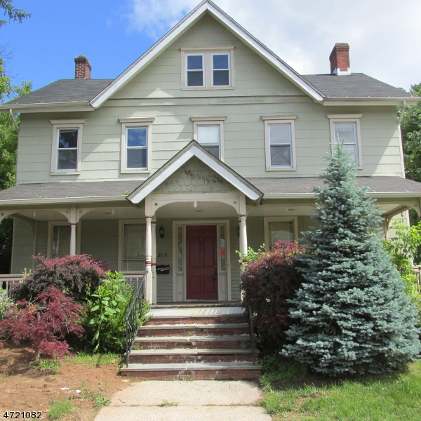 Single Family Home for Rent at 315 E High Street Bound Brook, New Jersey 08805 United States