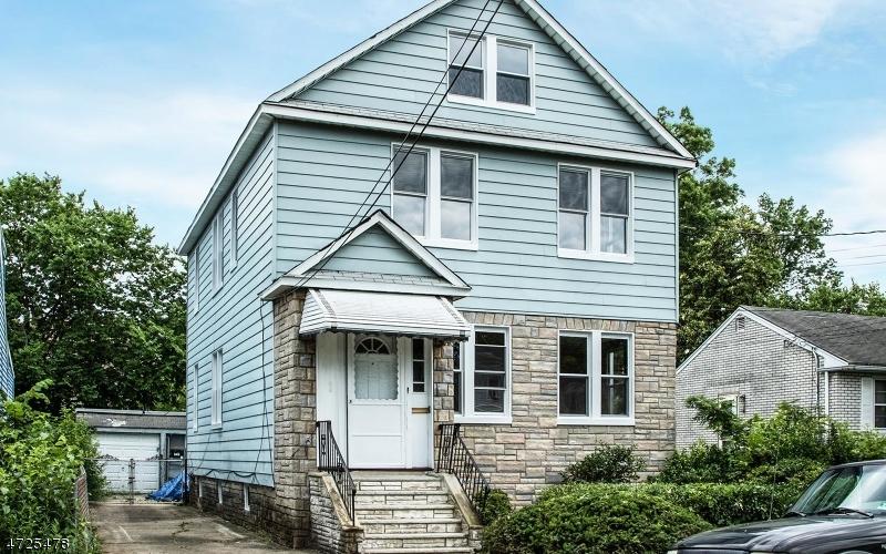 Casa Unifamiliar por un Alquiler en 1122 E Blancke Street Linden, Nueva Jersey 07036 Estados Unidos