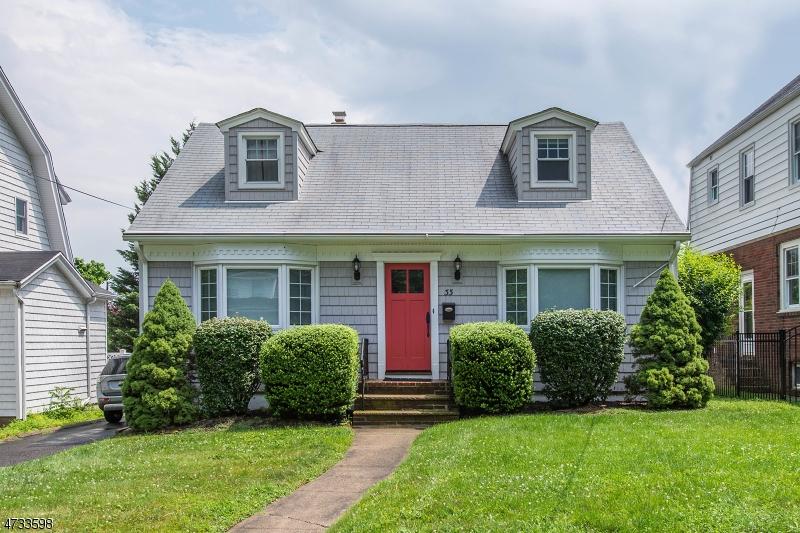 Maison unifamiliale pour l à louer à 33 S Prospect Street Verona, New Jersey 07044 États-Unis