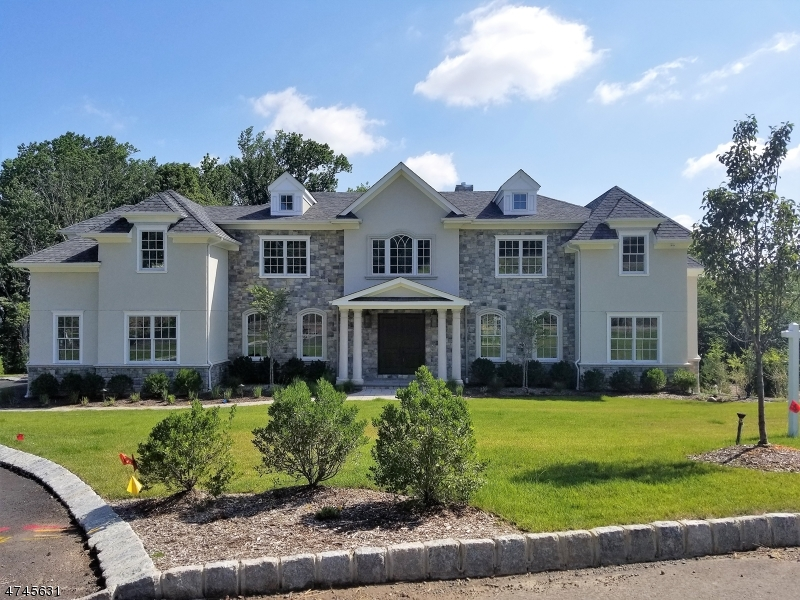 Single Family Home for Sale at 1 Falcon Point Drive North Caldwell, New Jersey 07006 United States