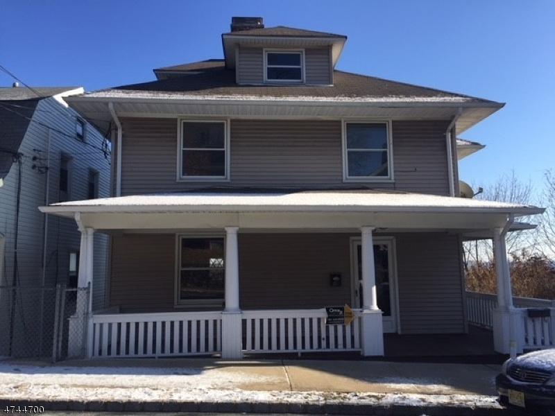 Casa Unifamiliar por un Alquiler en 207 William Street Boonton, Nueva Jersey 07005 Estados Unidos