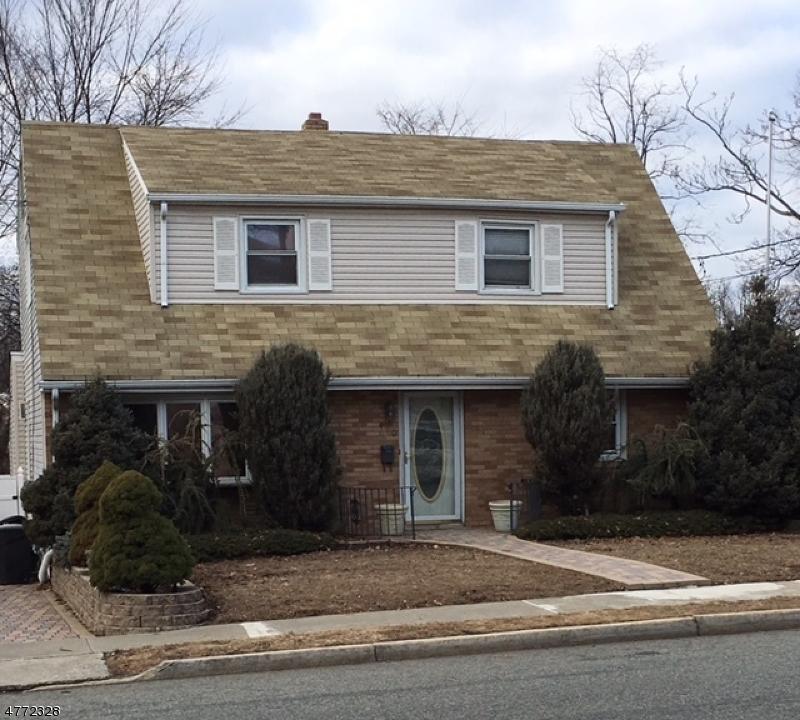 Casa Unifamiliar por un Venta en 410 E Passaic Avenue Bloomfield, Nueva Jersey 07003 Estados Unidos