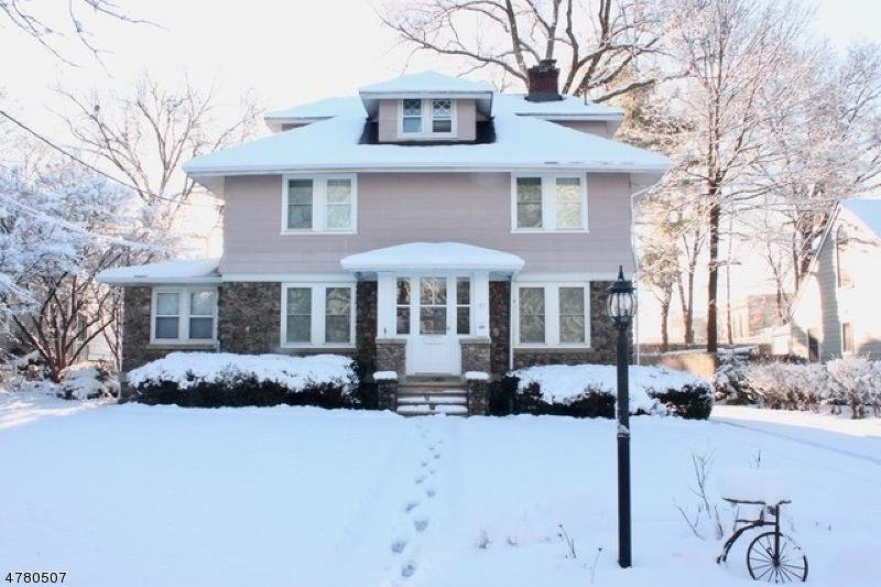 Частный односемейный дом для того Аренда на 21 Alexander Avenue Madison, Нью-Джерси 07940 Соединенные Штаты