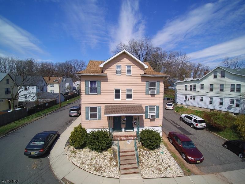 Многосемейный дом для того Продажа на 9-13 PARKSIDE Drive Belleville, Нью-Джерси 07109 Соединенные Штаты