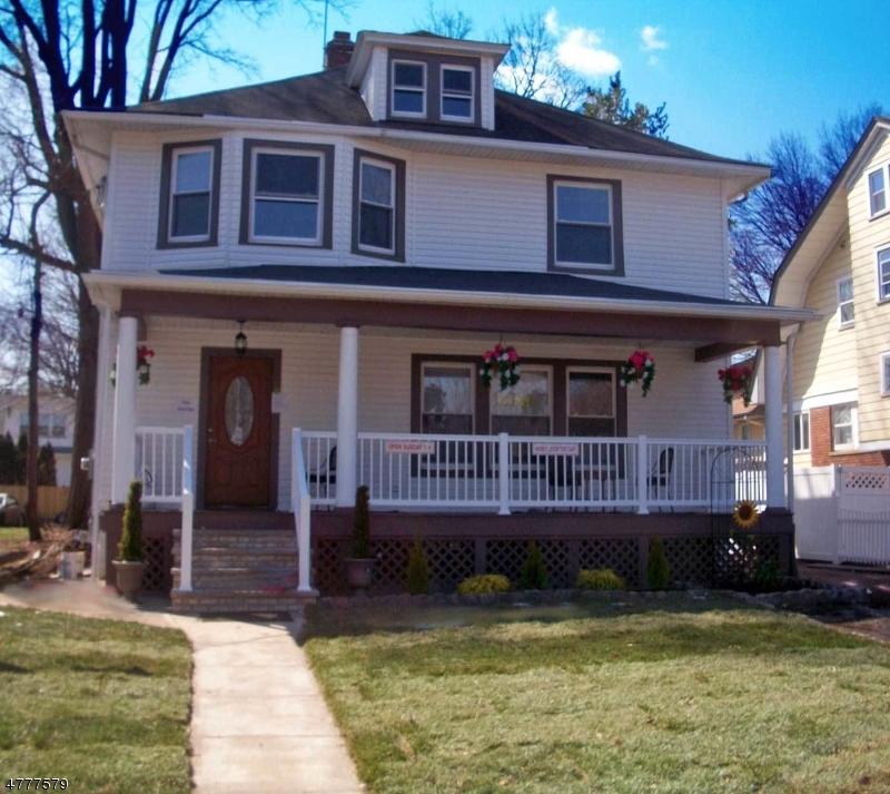 独户住宅 为 销售 在 280 W Hazelwood Avenue 拉维, 新泽西州 07065 美国