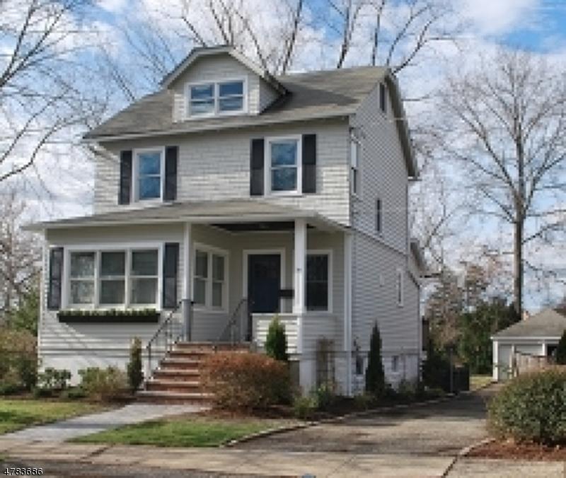 Частный односемейный дом для того Аренда на 37 Whittingham Ter Millburn, Нью-Джерси 07041 Соединенные Штаты