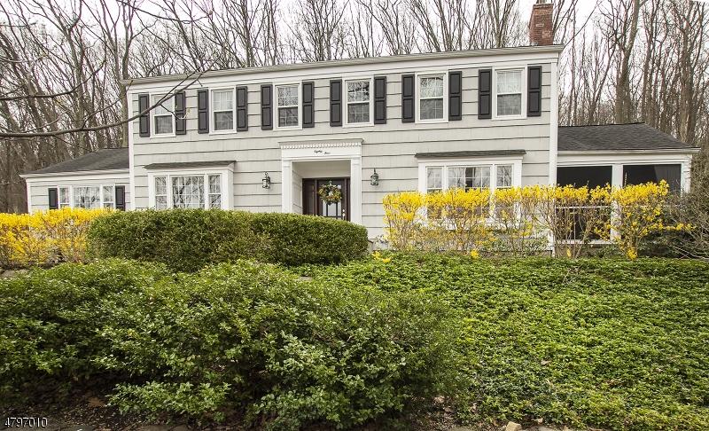 Enfamiljshus för Försäljning vid 84 Bald Eagle Road Allamuchy, New Jersey 07840 Usa