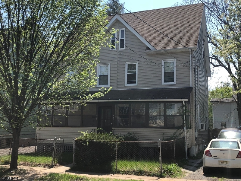 Single Family Home for Sale at 965 S 2nd St 965 S 2nd St Plainfield, New Jersey 07063 United States
