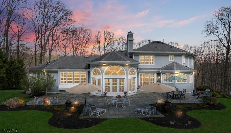 Частный односемейный дом для того Продажа на 45 Bailey Hollow Road Morris Township, Нью-Джерси 07960 Соединенные Штаты