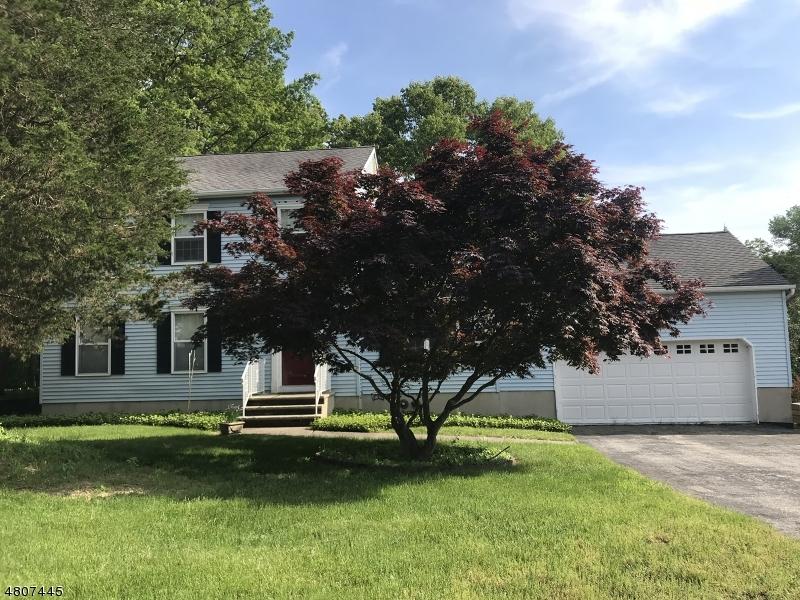 Частный односемейный дом для того Продажа на 11 Nicole Lane Sparta, Нью-Джерси 07871 Соединенные Штаты