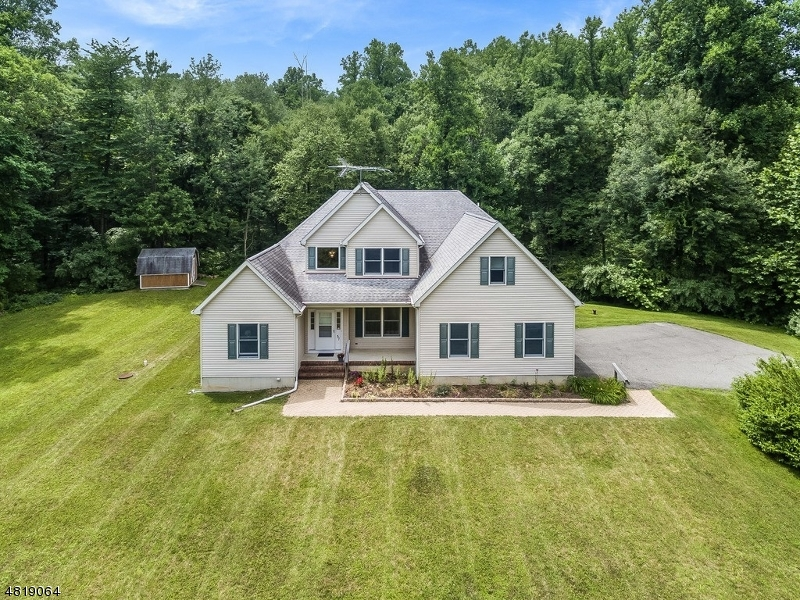 Single Family Home for Sale at 57 PETERSBURG Road Independence Township, New Jersey 07840 United States
