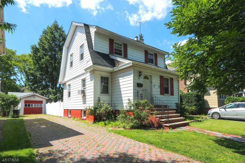 Casa Unifamiliar por un Alquiler en 98 CLEVELAND TER Bloomfield, Nueva Jersey 07003 Estados Unidos