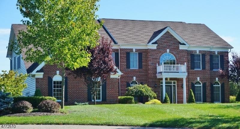 Maison unifamiliale pour l Vente à 60 Flagstone Hill Road Wantage, New Jersey 07461 États-Unis