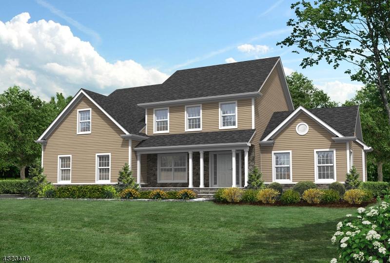 Casa Unifamiliar por un Venta en 10 PEMBERTON Road Kingwood, Nueva Jersey 08822 Estados Unidos