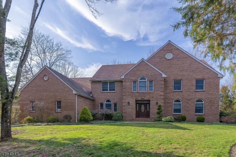 独户住宅 为 出租 在 840 ATKINSON Circle 希尔斯堡, 新泽西州 08844 美国