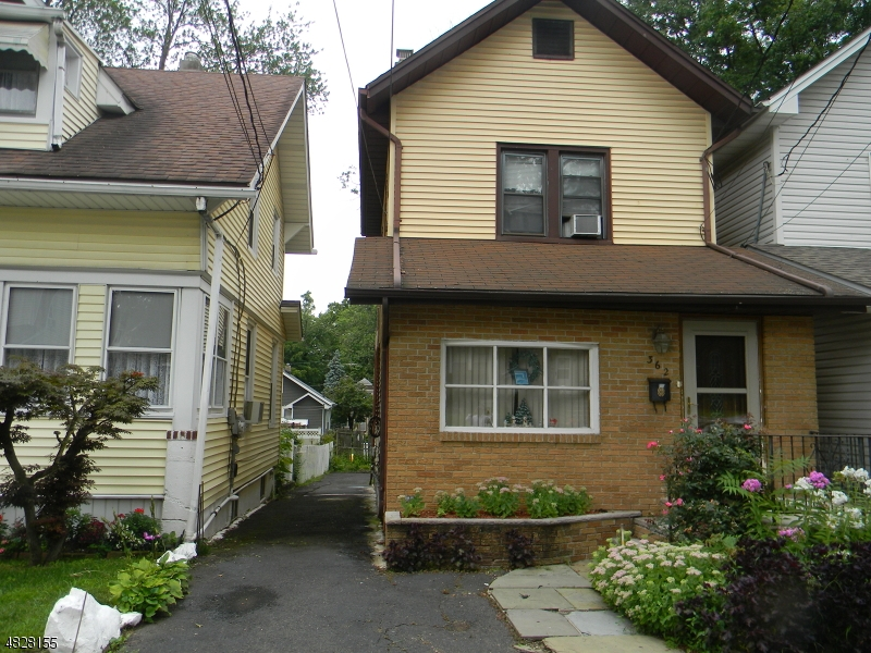 Single Family Home for Sale at 362 TOWER Street Union, New Jersey 07088 United States