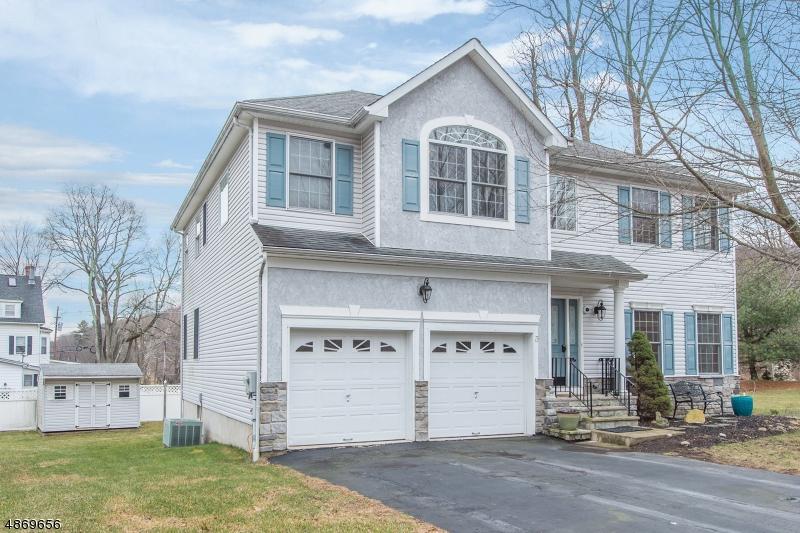 Частный односемейный дом для того Продажа на 3 HILLSDALE Drive Dover Township, Нью-Джерси 07801 Соединенные Штаты