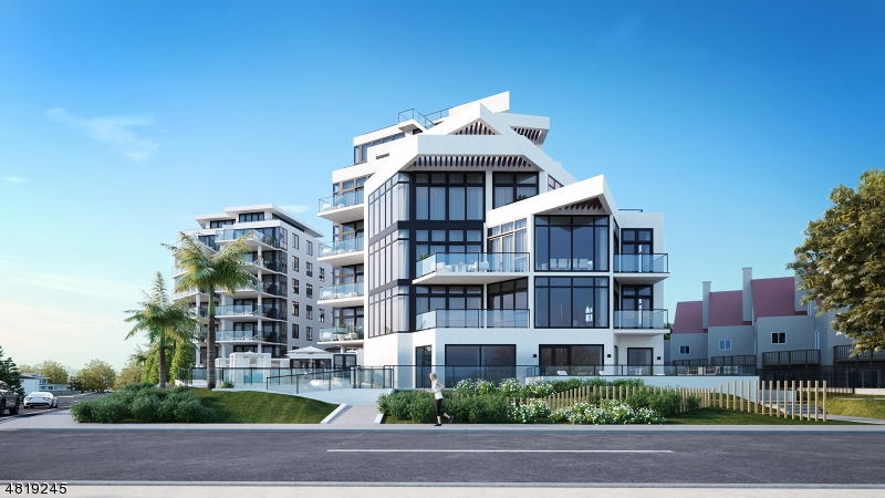 Condo / Townhouse for Sale at 350 Ocean Ave 350 Ocean Ave Long Branch, New Jersey 07740 United States