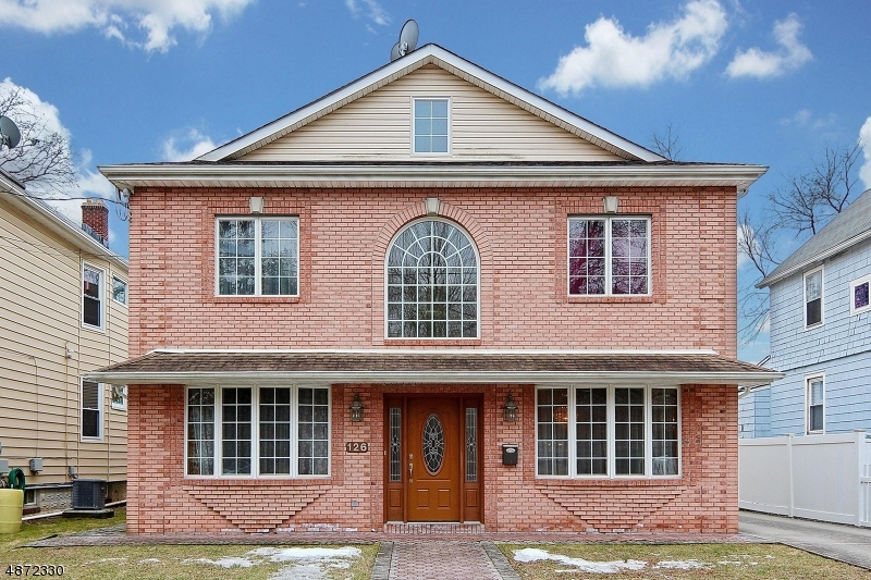 Single Family Home for Sale at 126 E COLFAX Avenue Roselle Park, New Jersey 07204 United States