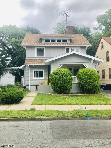 Single Family Home for Sale at 16 GRANT Avenue East Orange, New Jersey 07017 United States