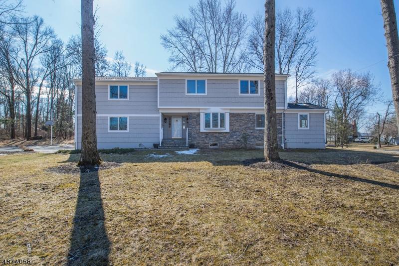 Частный односемейный дом для того Продажа на 9 WINGATE WAY Roseland, Нью-Джерси 07068 Соединенные Штаты
