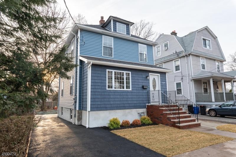 Частный односемейный дом для того Продажа на 124 WILLIAMS Street Roselle Park, Нью-Джерси 07204 Соединенные Штаты