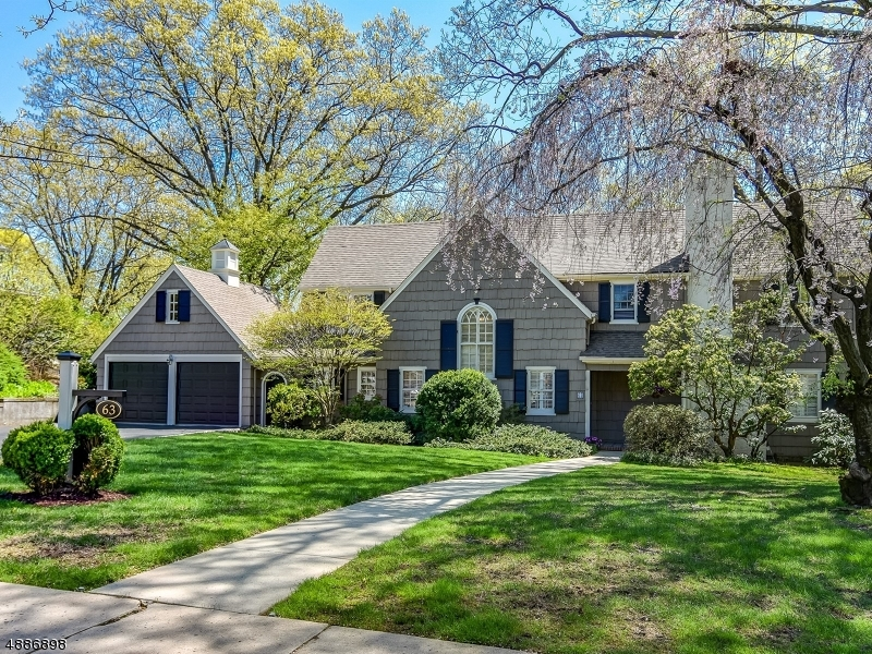 Single Family Home for Sale at Glen Ridge, New Jersey 07028 United States