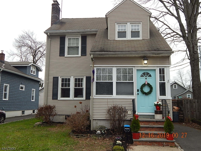 Single Family Homes for Sale at Fanwood, New Jersey 07023 United States