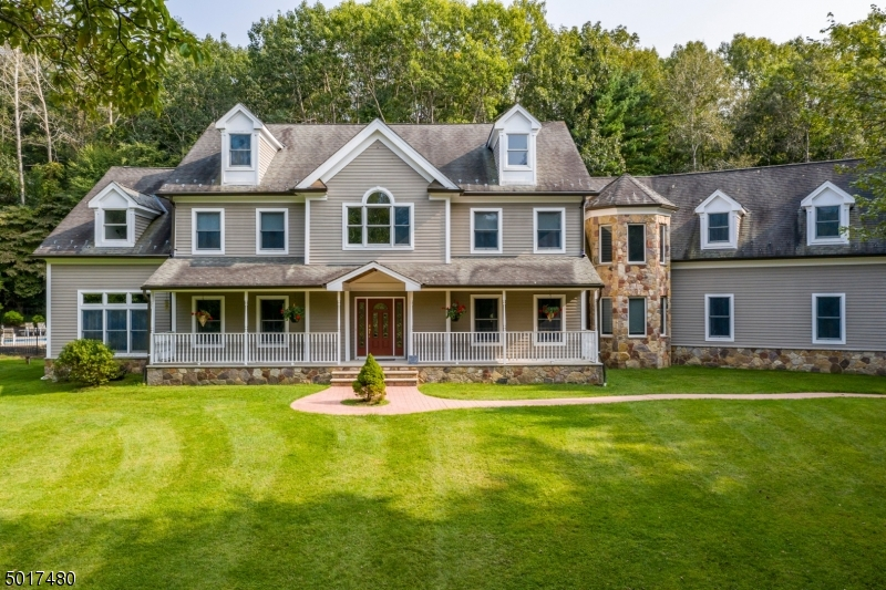 Single Family Homes for Sale at Mansfield, New Jersey 07863 United States