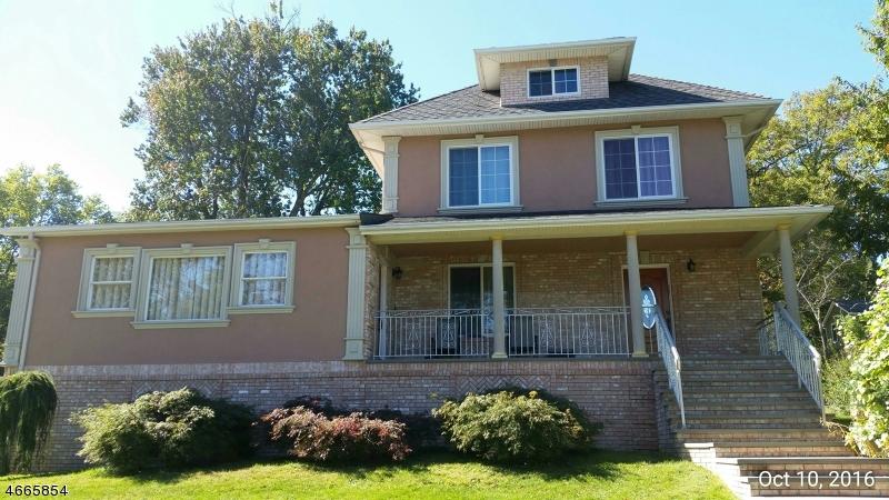 Частный односемейный дом для того Аренда на 38 Grandview Avenue Lincoln Park, Нью-Джерси 07035 Соединенные Штаты