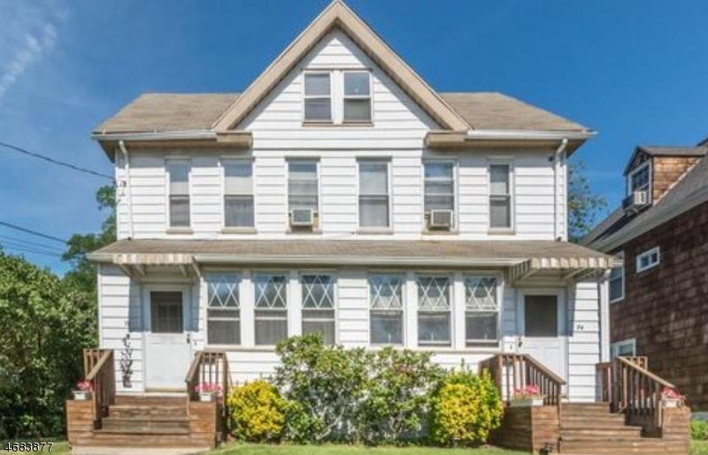 Maison unifamiliale pour l à louer à 74-76 BURNSIDE Avenue Cranford, New Jersey 07016 États-Unis