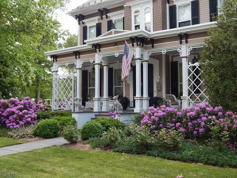 Частный односемейный дом для того Продажа на 228 Mansfield Street Belvidere, 07823 Соединенные Штаты