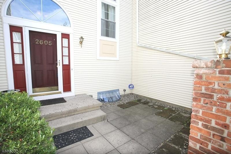 Частный односемейный дом для того Аренда на 2605 Vroom Drive Bridgewater, 08807 Соединенные Штаты