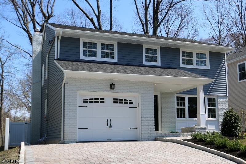 Частный односемейный дом для того Продажа на 117 HIGH Street Cranford, 07016 Соединенные Штаты