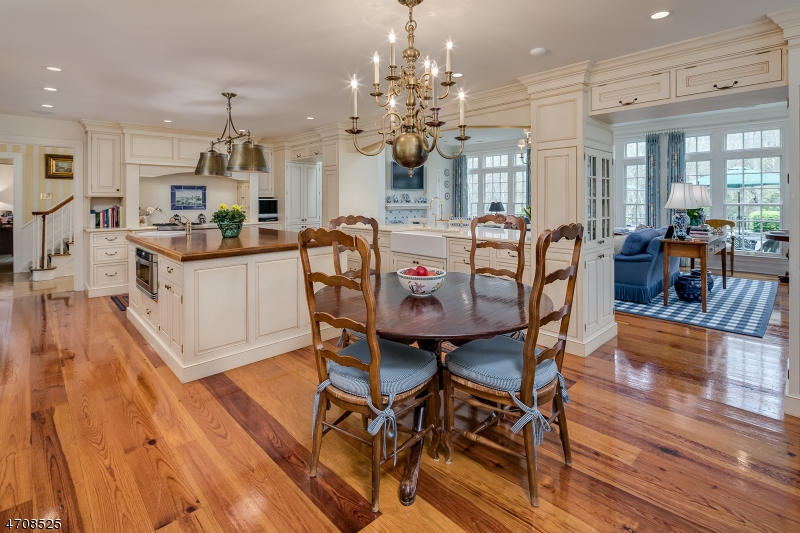 Single Family Home for Sale at 146 Lees Hill Road Basking Ridge, New Jersey 07920 United States