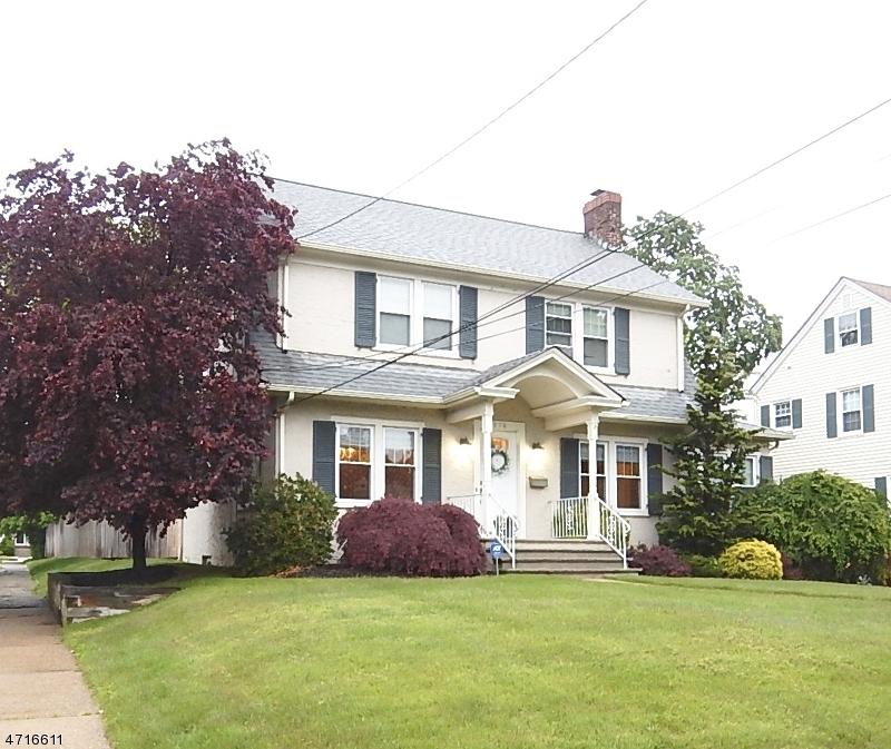 Частный односемейный дом для того Продажа на 176 Norwood Avenue North Plainfield, 07060 Соединенные Штаты