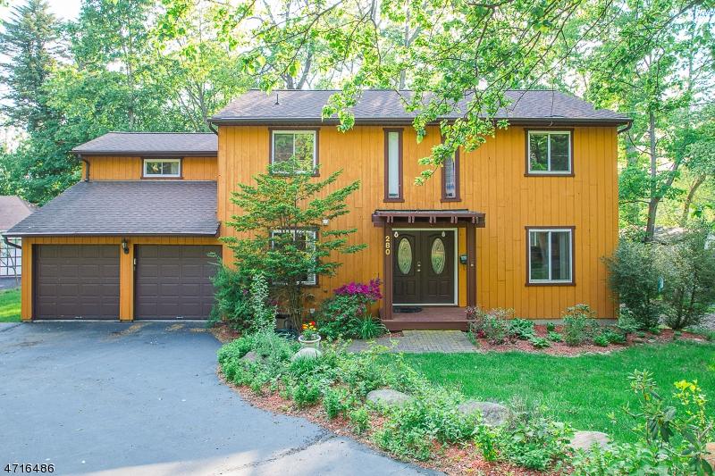 Частный односемейный дом для того Продажа на 280 PARK Avenue Park Ridge, Нью-Джерси 07656 Соединенные Штаты