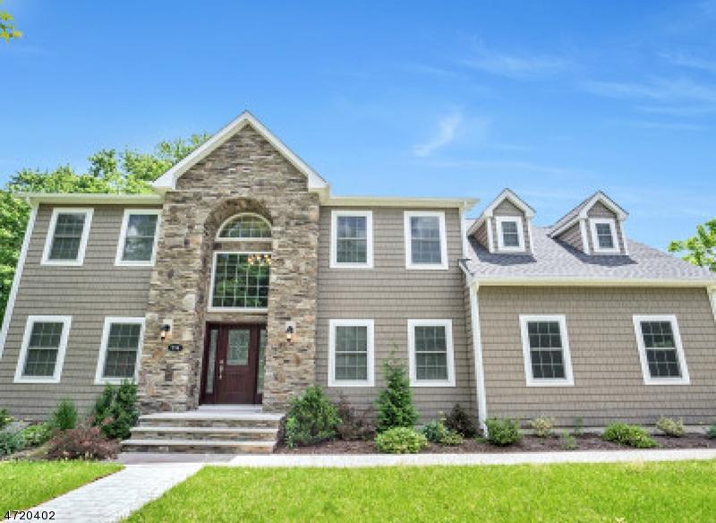 独户住宅 为 出租 在 554 Beech Lane 帕拉默斯, 新泽西州 07652 美国
