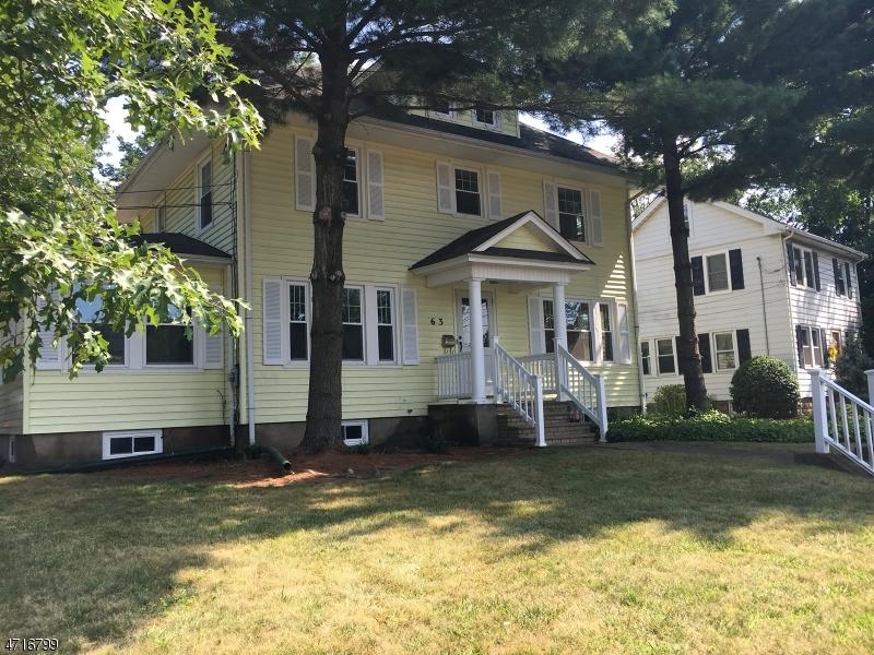 Частный односемейный дом для того Аренда на 63 River Road Summit, Нью-Джерси 07901 Соединенные Штаты